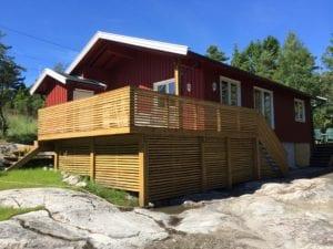 Snekkertjenester - Snekker - Tømrer - Entrepenør - Fredrikstad
